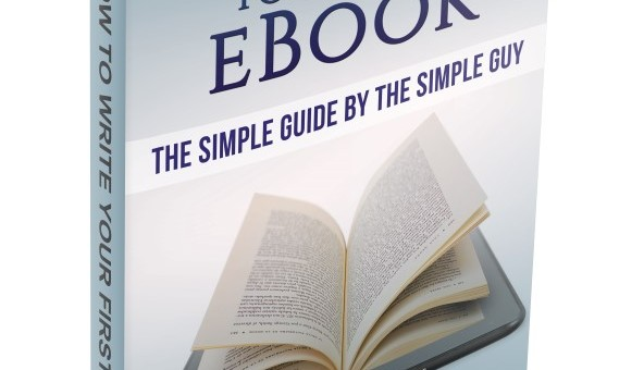 How to write your first eBook